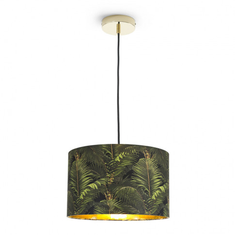 Mindthegap - Jardin Tropical Drum Ceiling Light - Small