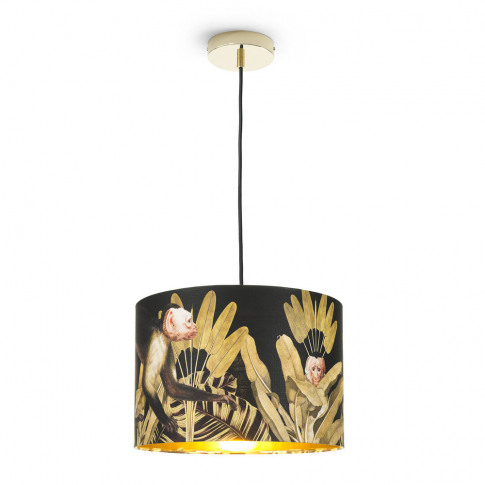 Mindthegap - Monkey Drum Ceiling Light - Small