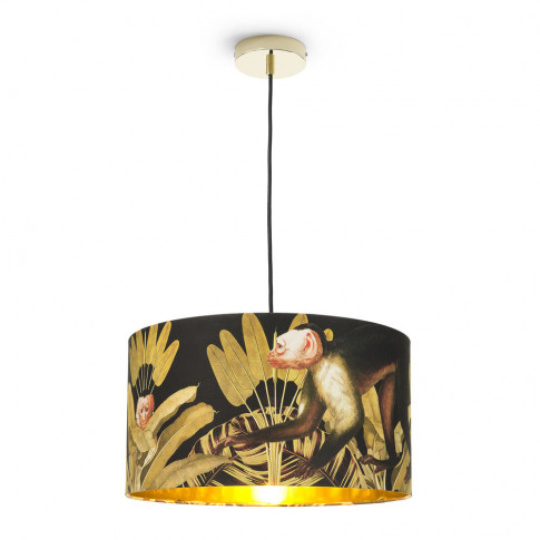 Mindthegap - Monkey Drum Ceiling Light - Large
