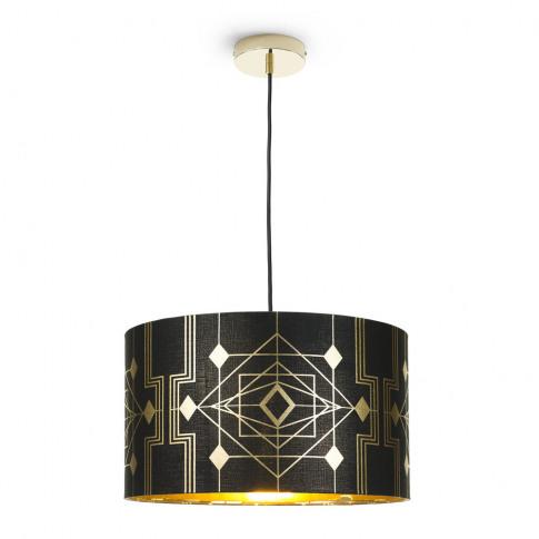 Mindthegap - Gatsby Drum Ceiling Light - Large
