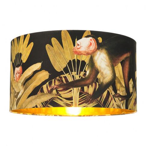 Mindthegap - Monkey Drum Lamp Shade - Large
