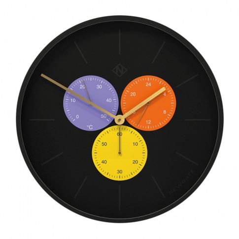 Newgate Clocks - Triptick Clock - Snake Eye