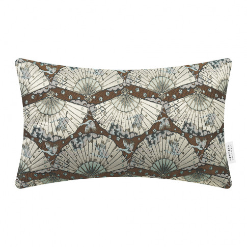 Normann Copenhagen - Flair Cushion - 25x40cm - Golden Fan