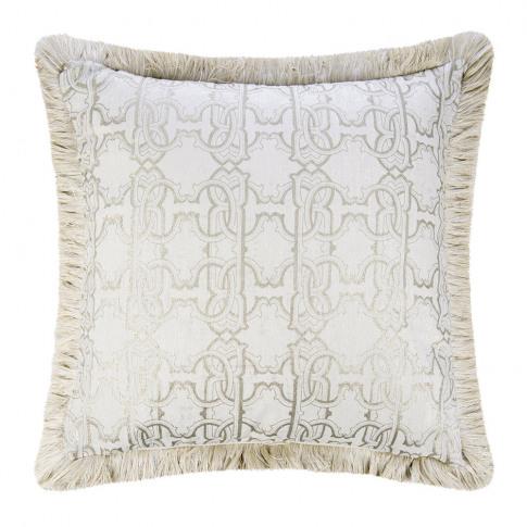 Roberto Cavalli - Araldico Velvet Cushion - 43x43cm ...