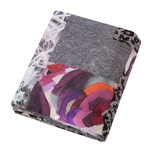Roberto Cavalli - Faraqa Silk Throw - 130x180cm - Rose