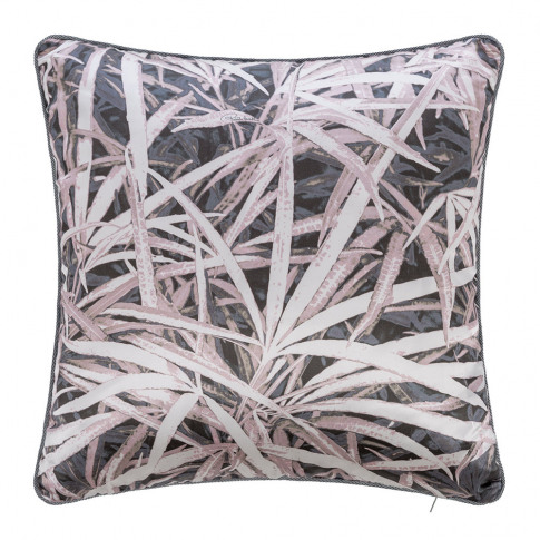 Roberto Cavalli - Papyrus Velvet Cushion - 40x40cm -...