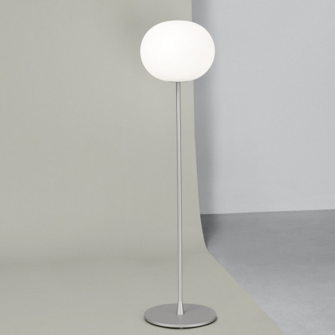 Flos - Glo-Ball F Floor Lamp - White - F1