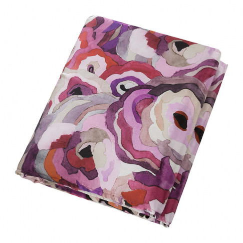 Roberto Cavalli - Caleidoflora Silk Throw - 130x180c...
