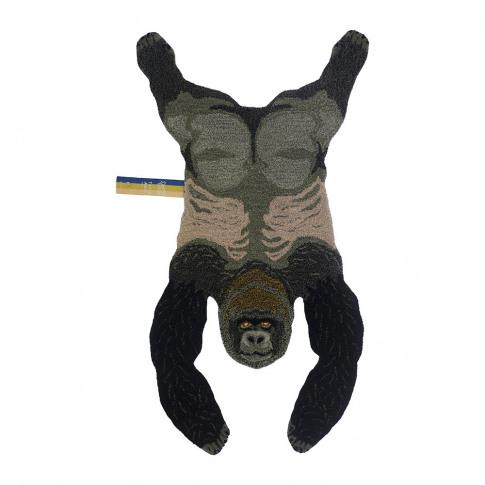 Doing Goods - Groovy Gorilla Rug - Small