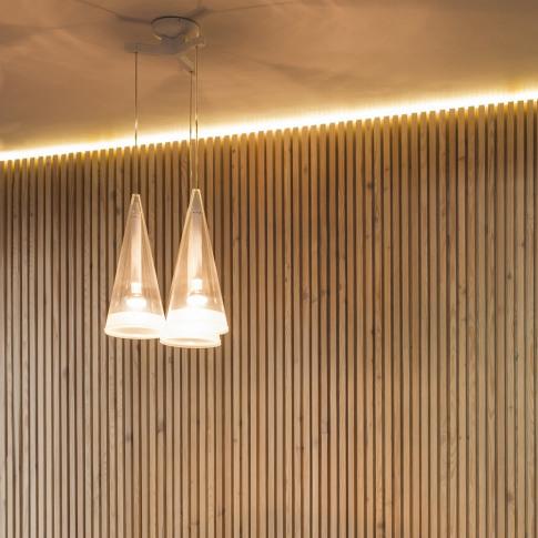 Flos - Fucsia 3 Ceiling Light - White