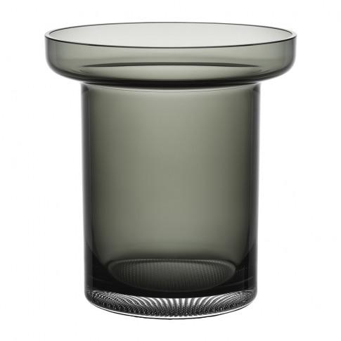 Orrefors Kosta Boda - Limelight Tulip Vase - Grey