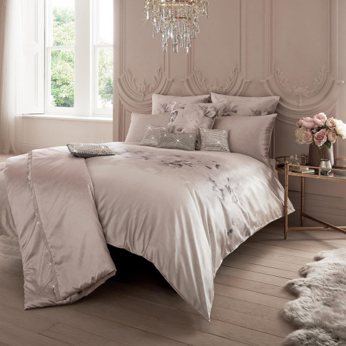 Kylie Minogue At Home - Luciana Duvet Cover - Blush ...