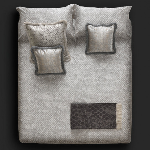 Roberto Cavalli - Limited Edition Flakes Bed Sheet S...