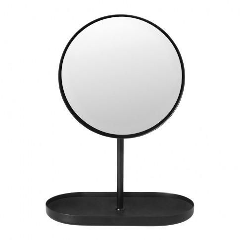 Blomus - Modo Vanity Mirror - Black