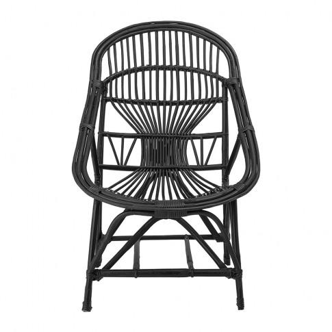 Bloomingville - Joline Lounge Chair - Black