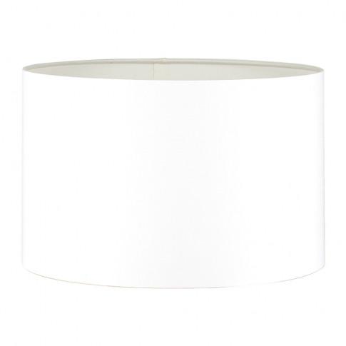"William Yeoward - Linen Lamp Shade - Ivory - 16"""