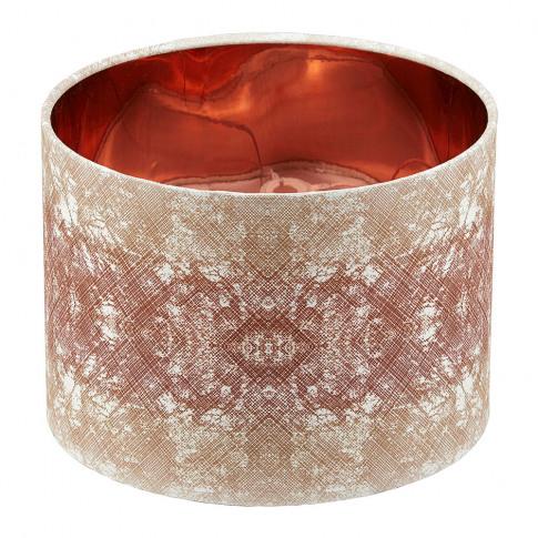 Eva Sonaike - Okuta Lamp Shade - Copper