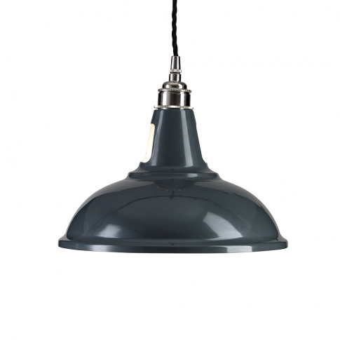 Old School Electric - Factory Pendant Ceiling Light ...