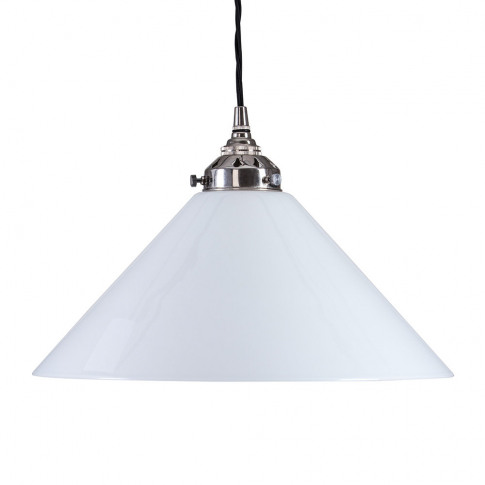 Old School Electric - Coolie Pendant Ceiling Light -...