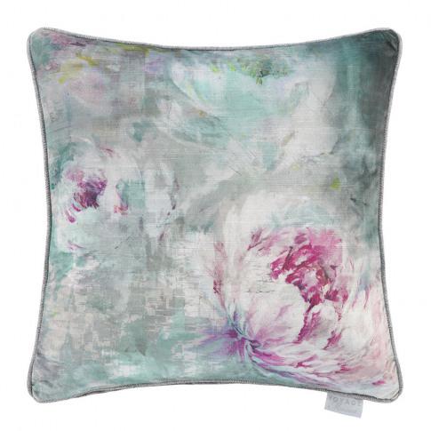 Voyage Maison - Roseum Velvet Cushion - 50x50cm - Mo...