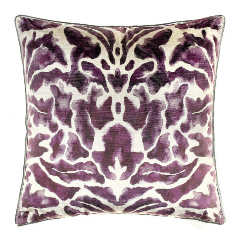 Voyage Maison - Nikko Velvet Cushion - 50x50cm - Ame...
