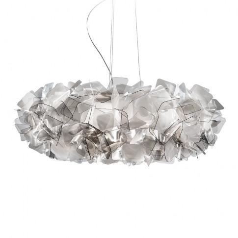 Slamp - Clizia Suspension Ceiling Light - Flume