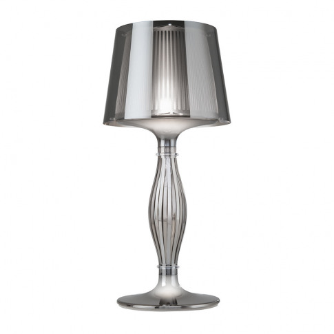 Slamp - Liza Table Lamp - Pewter