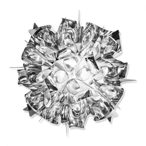 Slamp - Veli Ceiling/Wall Lamp Mini - Silver