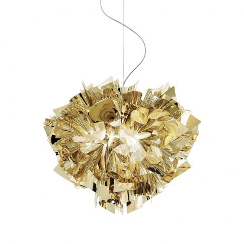 Slamp - Veli Suspension Ceiling Light - Gold