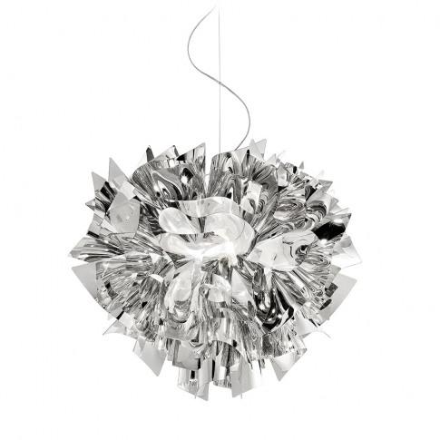 Slamp - Veli Suspension Ceiling Light - Silver