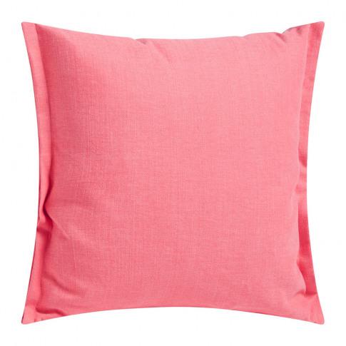 Hay - Plica Tint Cushion - Flamingo