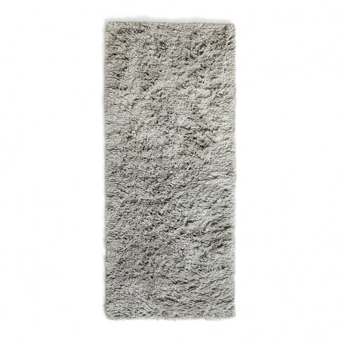 Hay - Shaggy Rug - Warm Grey - 80x200cm