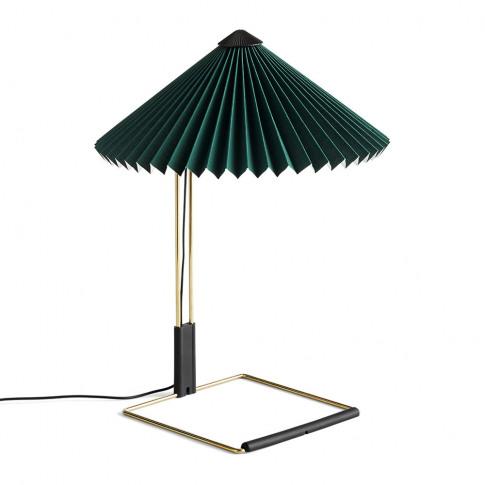 Hay - Matin Table Lamp - Green - S