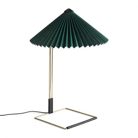 Hay - Matin Table Lamp - Green - L