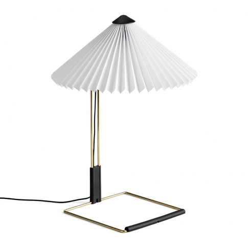Hay - Matin Table Lamp - White - S