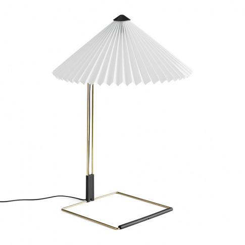 Hay - Matin Table Lamp - White - L
