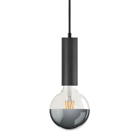 Edgar Home - Led Sol Pendant Light - Black