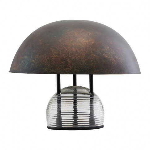 House Doctor - Umbra Table Lamp - Antique Brown