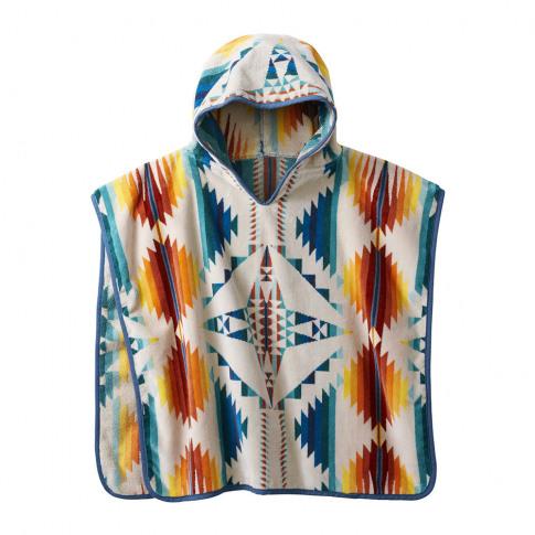Pendleton - Jacquard Hooded Children's Towel - Falco...