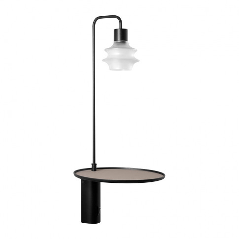 Bover - Drop Wall Lamp - 64cm - Frosted