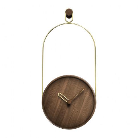 Nomon - Eslabon Wall Clock - Gold