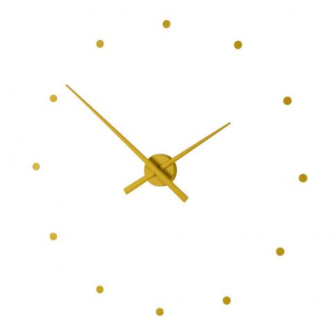 Nomon - Large Oj Clock - Mustard