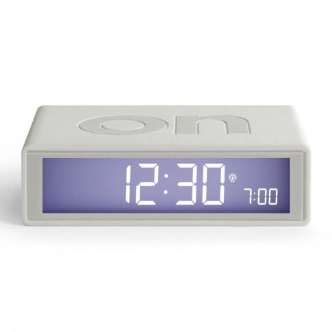 Lexon - Flip+ Alarm Clock - White