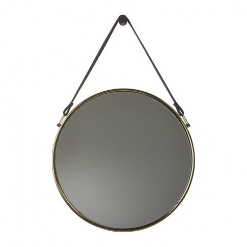 Aquanova - Thymo Mirror - Gold