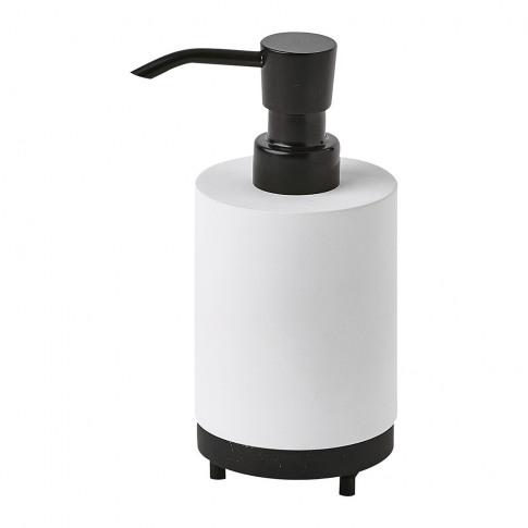 Aquanova - Triple Soap Dispenser - White