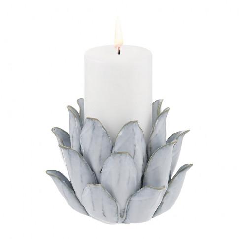 A Simple Mess - Pirna Candlestick - Grey