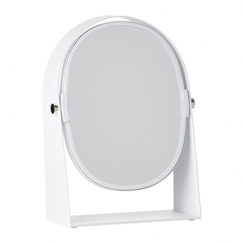 Zone Denmark - Table Magnify Mirror - White