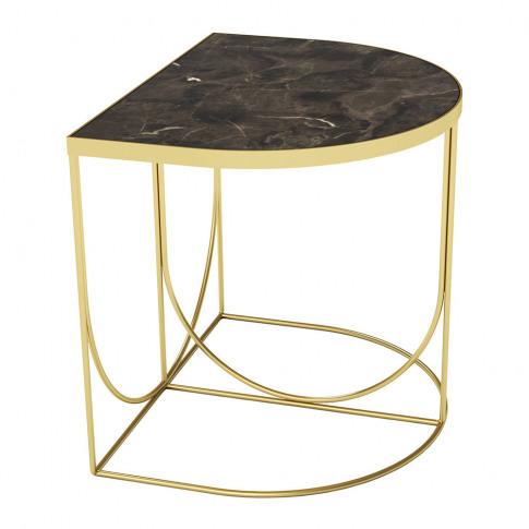 Aytm - Sino Side Table - Brown