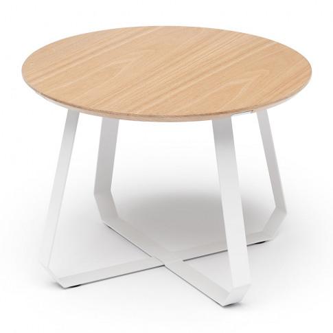 Moxon - Shunan Side Table - Short - White