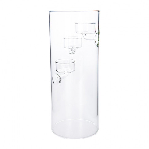 A By Amara - Portac Cylinder Candle Holder - 30cm